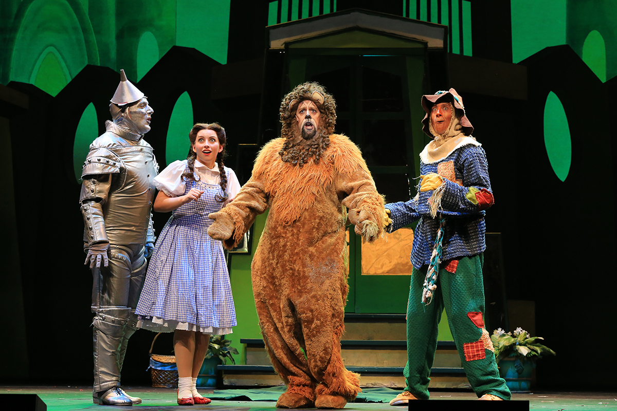 National Tour Of Wizard Of Oz